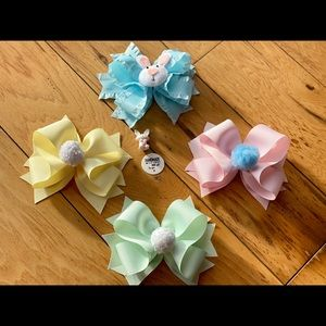 Easter Bunny Bows 🎀